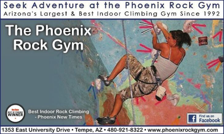 Phoenix Rock Gym