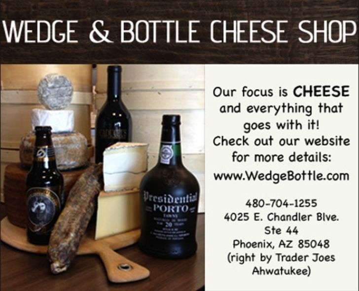 Wedge & Bottle