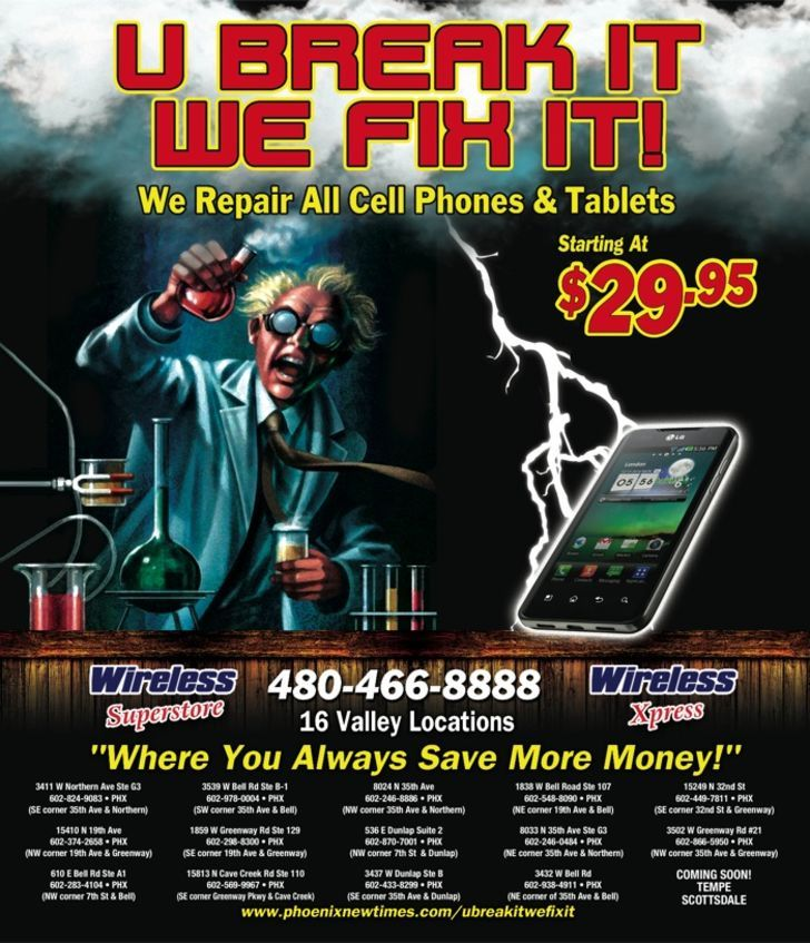 Wireless Super Store, Inc.