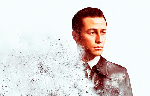 Baby Bruce?: Joseph Gordon-Levitt goes back in time in Looper.