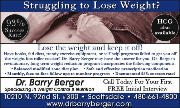 Dr. Barry M. Berger - Hormone Replacement