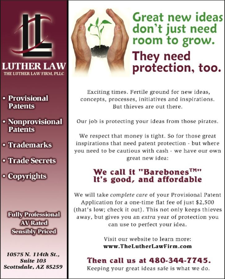 The Luther Law Firm, PLC