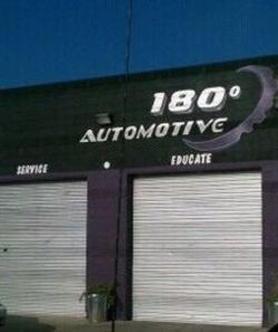180 Degrees Automotive
