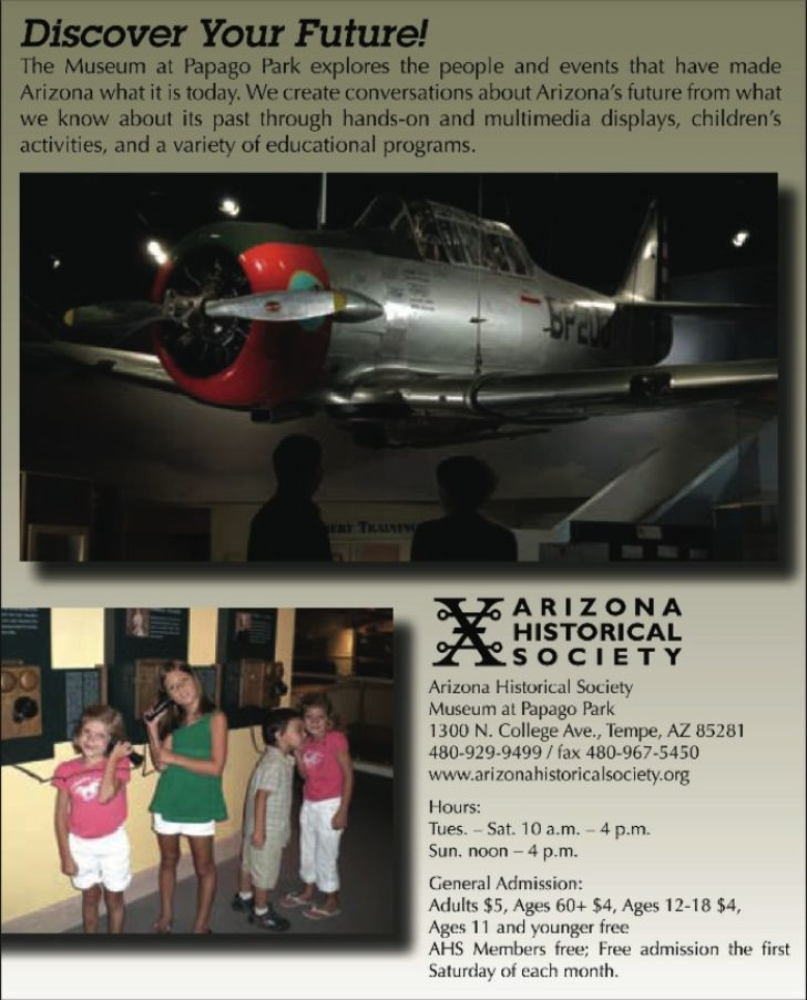 Arizona Historic Society Museum