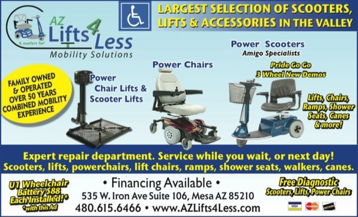 AZ Lifts 4 Less