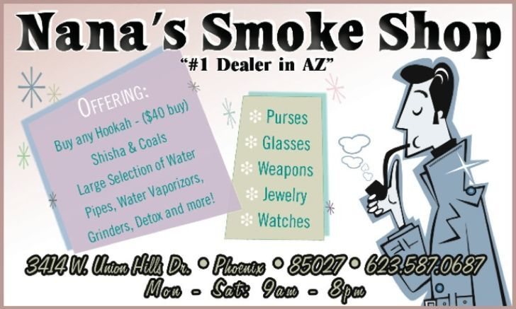 Nana's Smoke Shop