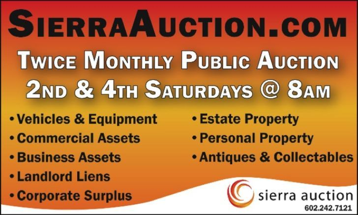 Sierra Auction