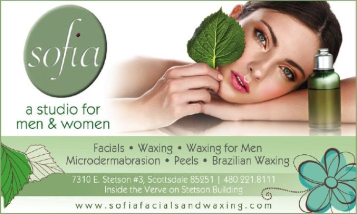 Sofia Facial and Waxing
