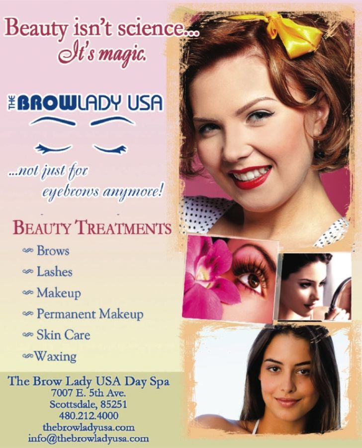 The Brow Lady