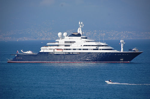 Thanks to the luxury sailing industry, taxpayers helped subsidize Microsoft CEO Steve Ballmer's $200 million yacht, Octopus.