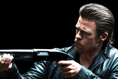 Brad Pitt stars in Killing Them Softly