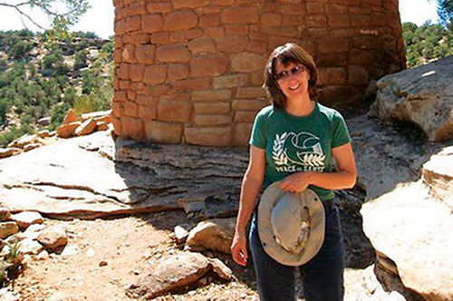 Sandy Bahr, director of the Sierra Club's Grand Canyon Chapter