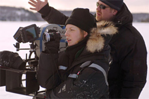 Sarah Polley behind the camera in her directorial debut.