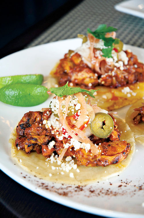 Milagro Grill's hit-and-miss dishes are about three to four dollars more than what you would expect to pay for them.
