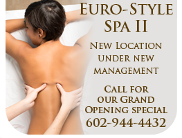 euro-style spa II