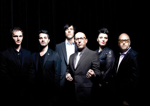 The current lineup of Puscifer