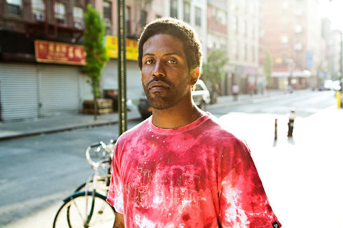 Rapper Murs is a workaholic.
