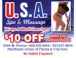 USA massage