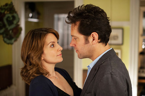 Tina Fey and Paul Rudd star in Admission.