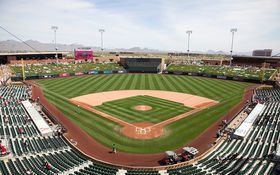 Thumbnail for Arizona Diamondbacks Spring Training at Salt River Fields in Scottsdale