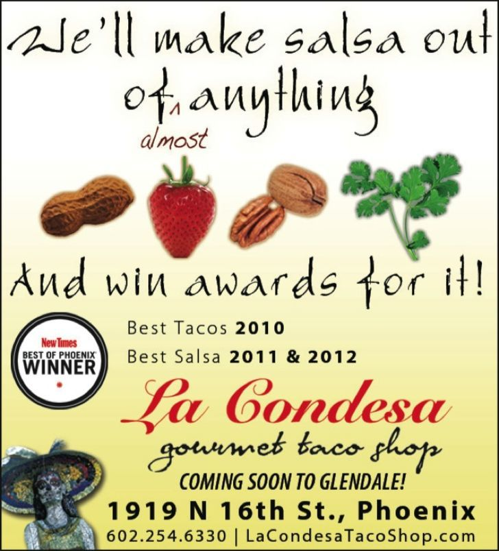 Lacondesa Gourmet Taco Shop
