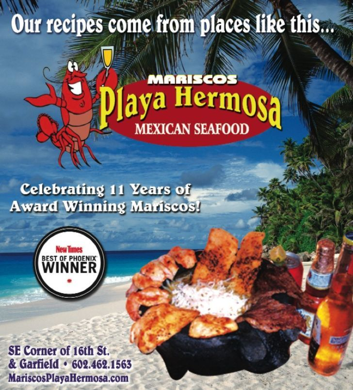 Mariscos Playa Hermosa