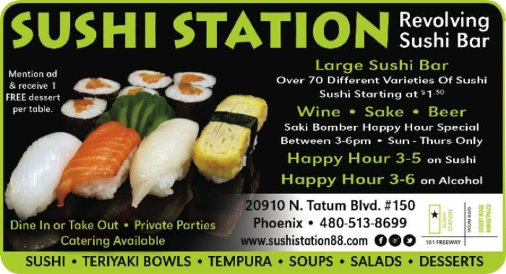 Sushi Station