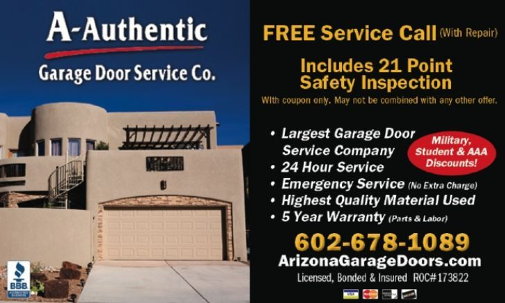 A authentic Garage Door Service Inc.
