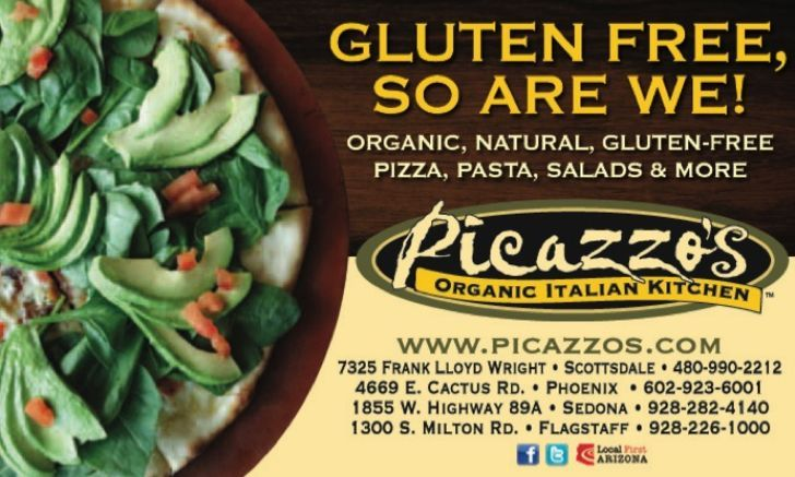 Picazzo's Organic Italian Kitchen