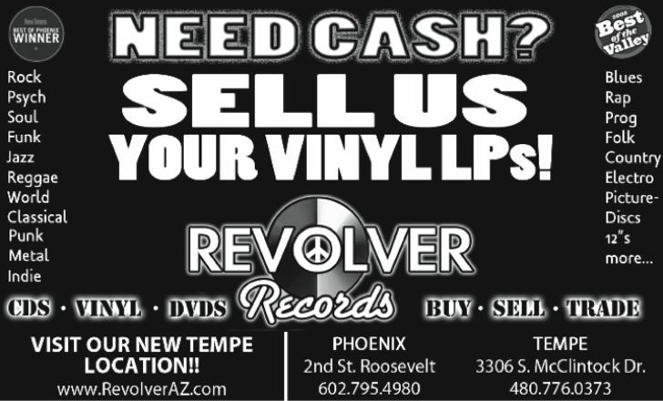 Revolver Records