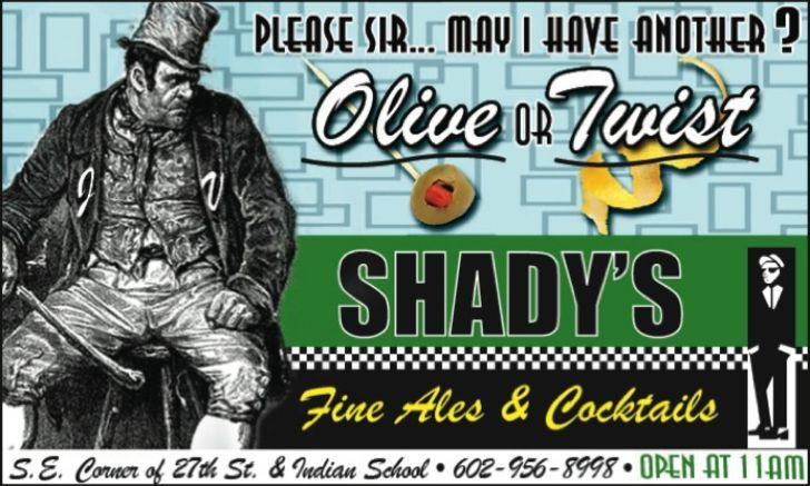 Shady's