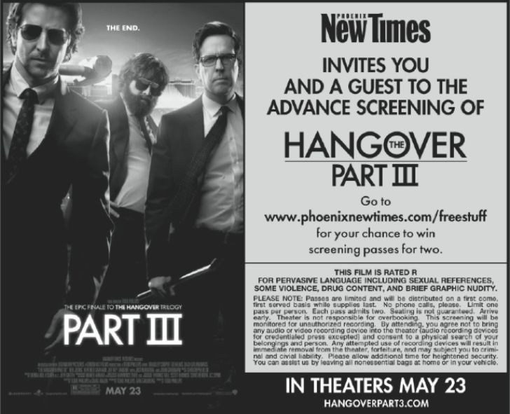 The Hangover III