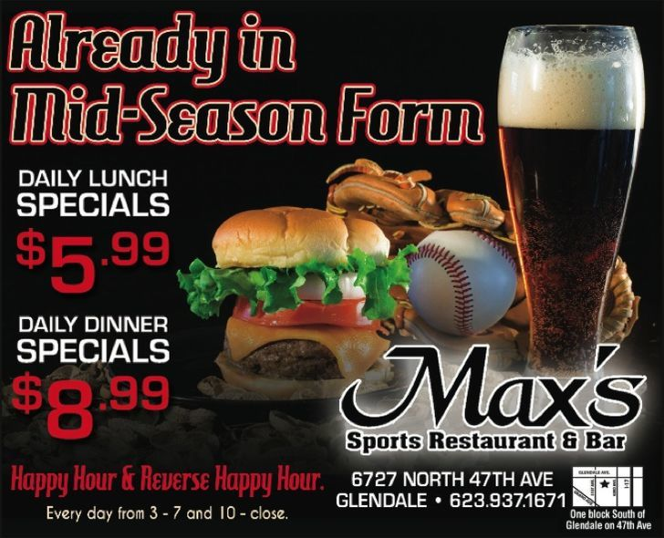Max's Sports Bar