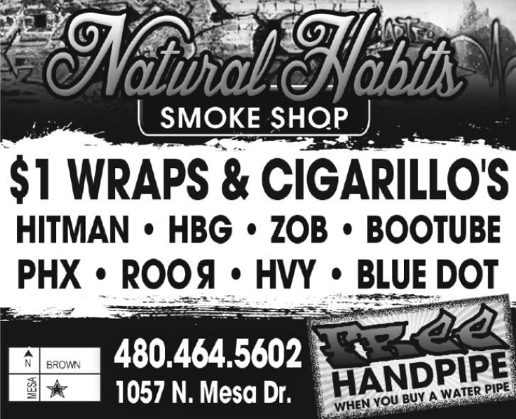Natural Habits Smoke Shop