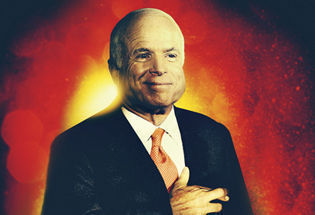 McCain&#039;s No Political Profile in Courage