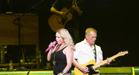 Miranda Lambert and Dierks Bentley - Desert Sky Pavilion, 5/16/13