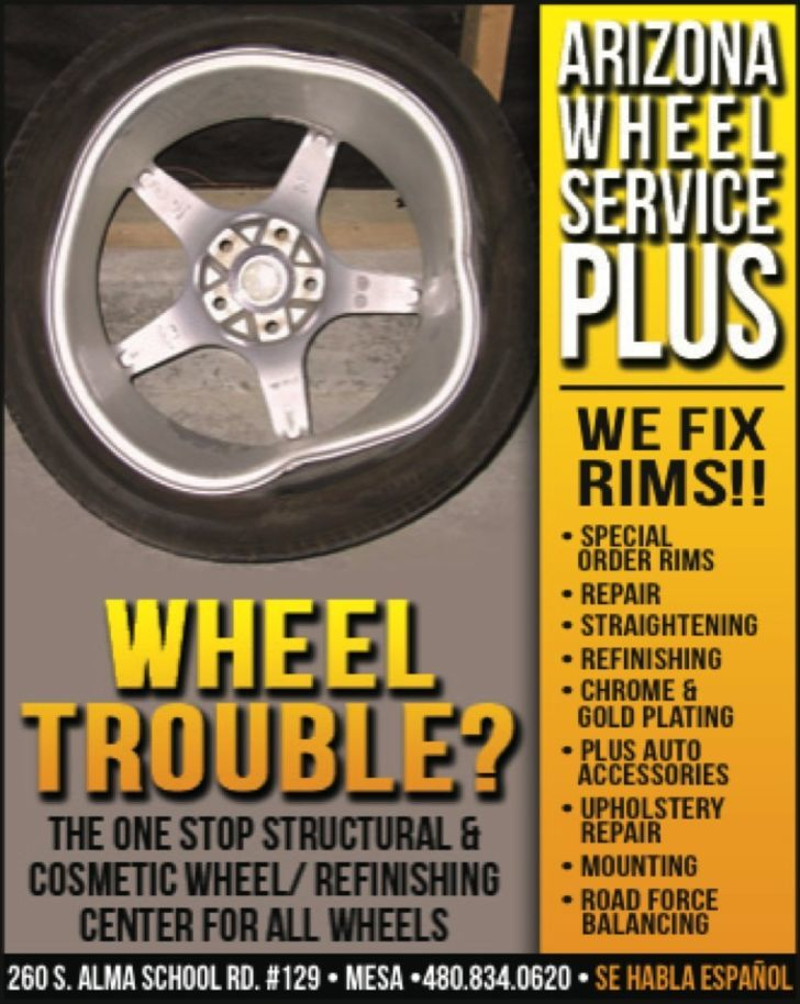 AZ Wheel Service Plus