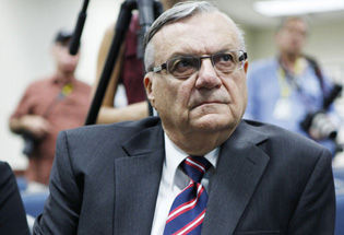 Arpaio, MCSO Barred From Racially Profiling