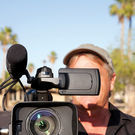 Citizen Journalist Dennis Gilman and His Video Camera Take on the Valley of the Sun