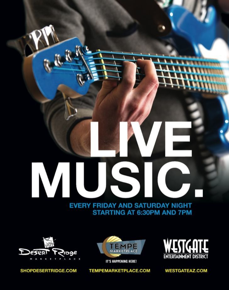 Live Music at Westgate