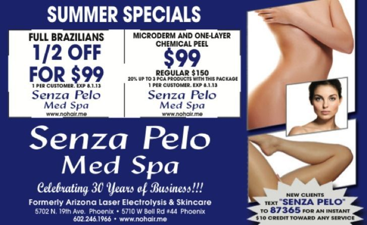 Arizona Laser, Electrolysis & Skin Care