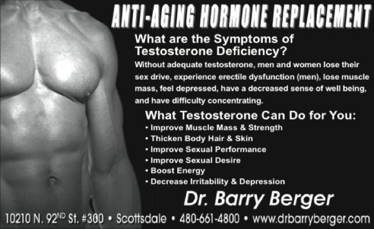 Dr. Barry M. Berger
