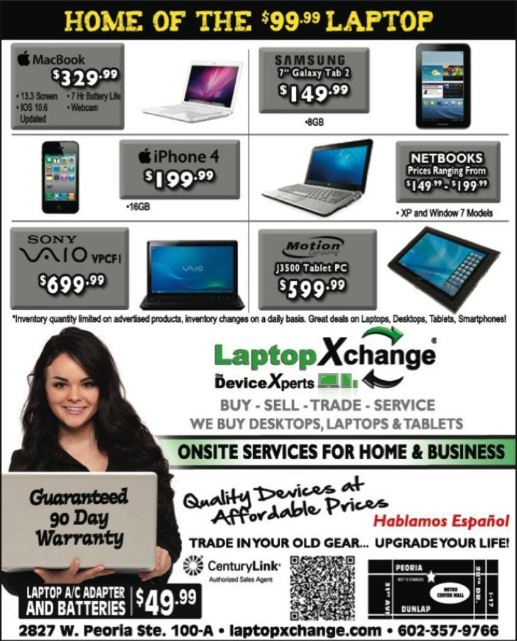Laptop Xchange
