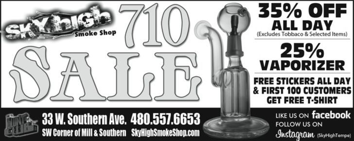 Sky High Smoke Shop