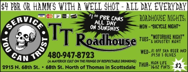 TT Roadhouse
