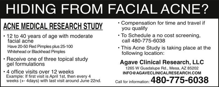 Agave Clinical Research