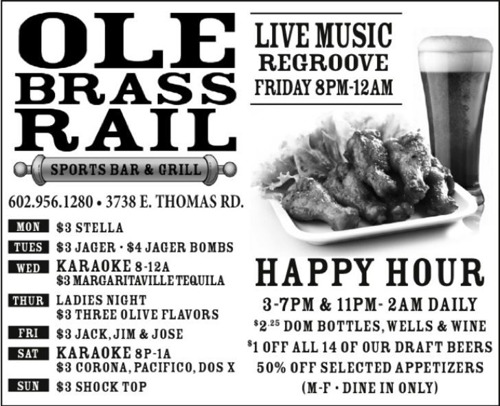 Ole Brass Rail Saloon