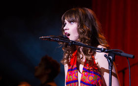Thumbnail for She & Him at Comerica Theatre, 6/18/13