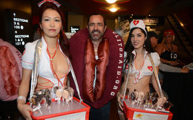 Thumbnail for 2014 Adult Entertainment Expo Gets Naughty in Vegas (NSFW)