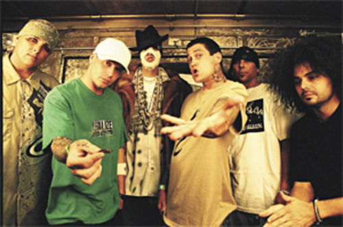 Kottonmouth Kings: Rock this joint.